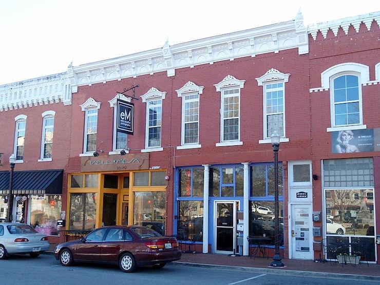 Bentonville history