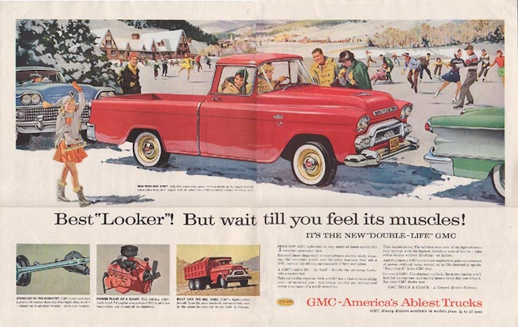 GM vintage truck ad 10