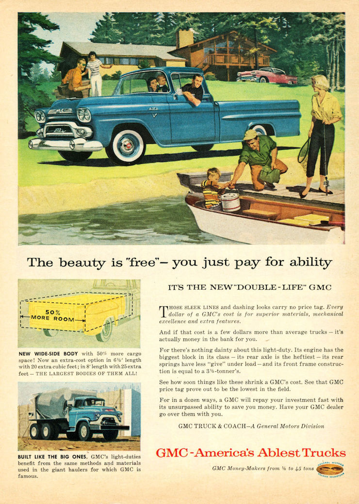 GM vintage truck ad 2