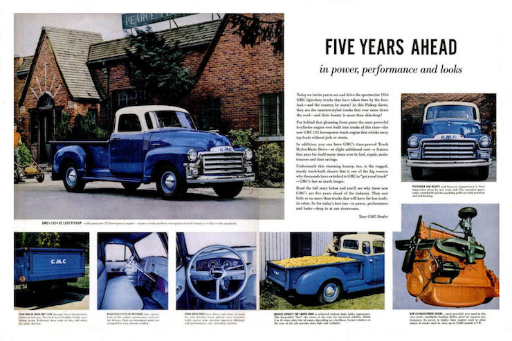 GM vintage truck ad 3
