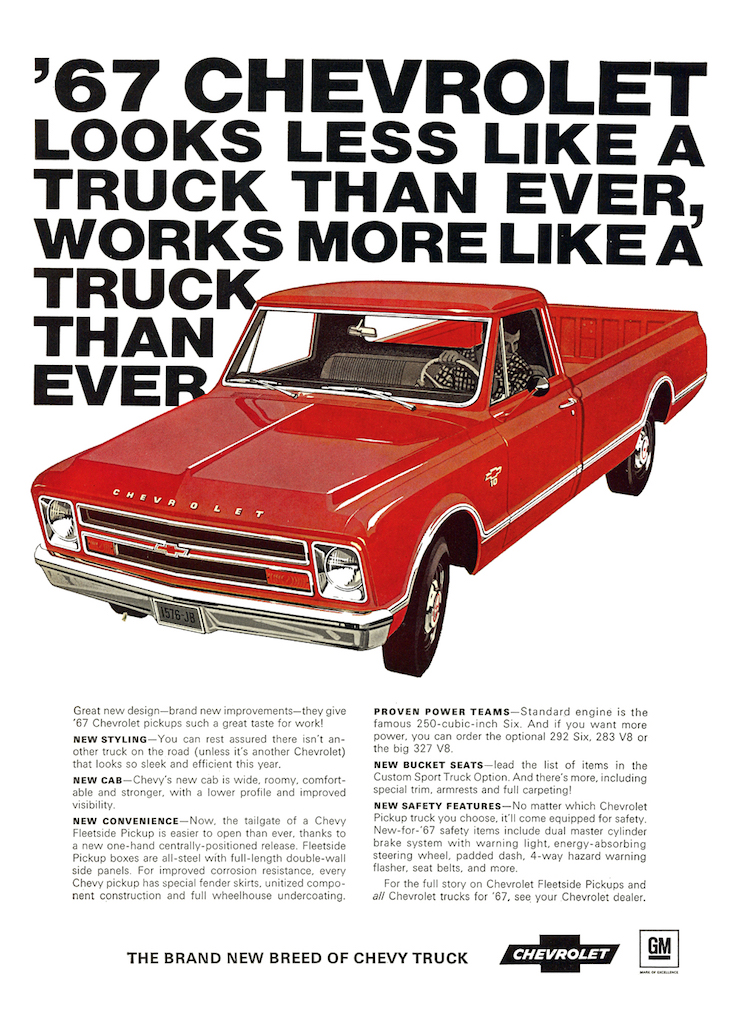 GM vintage truck ad 5