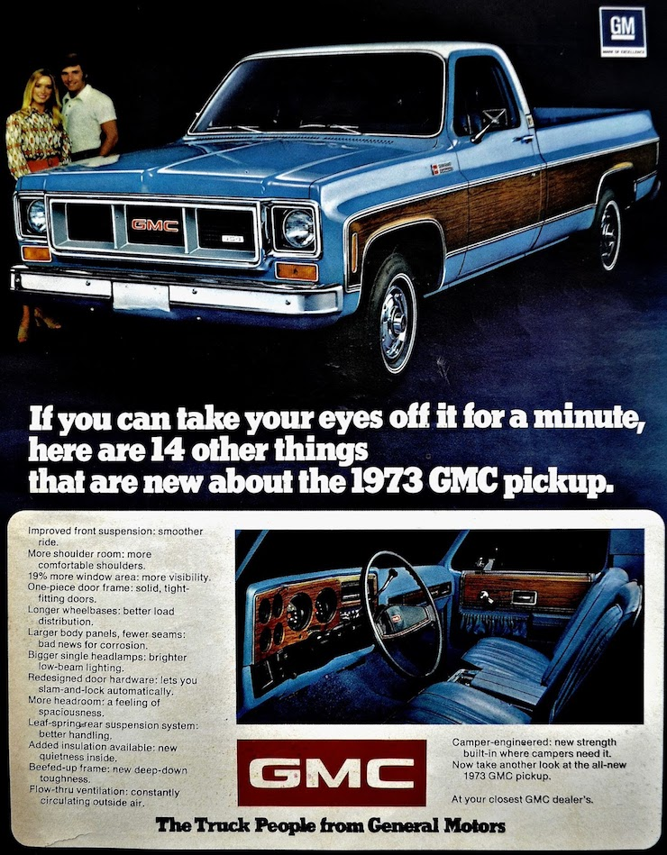 GM vintage truck ad 7