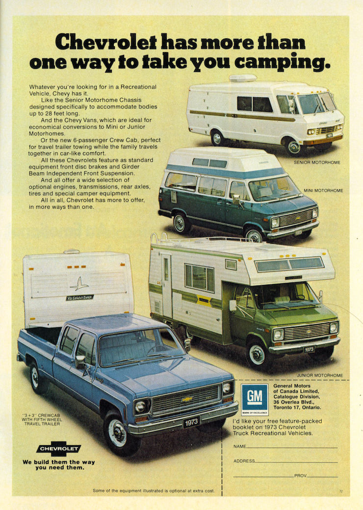 GM vintage truck ad 9