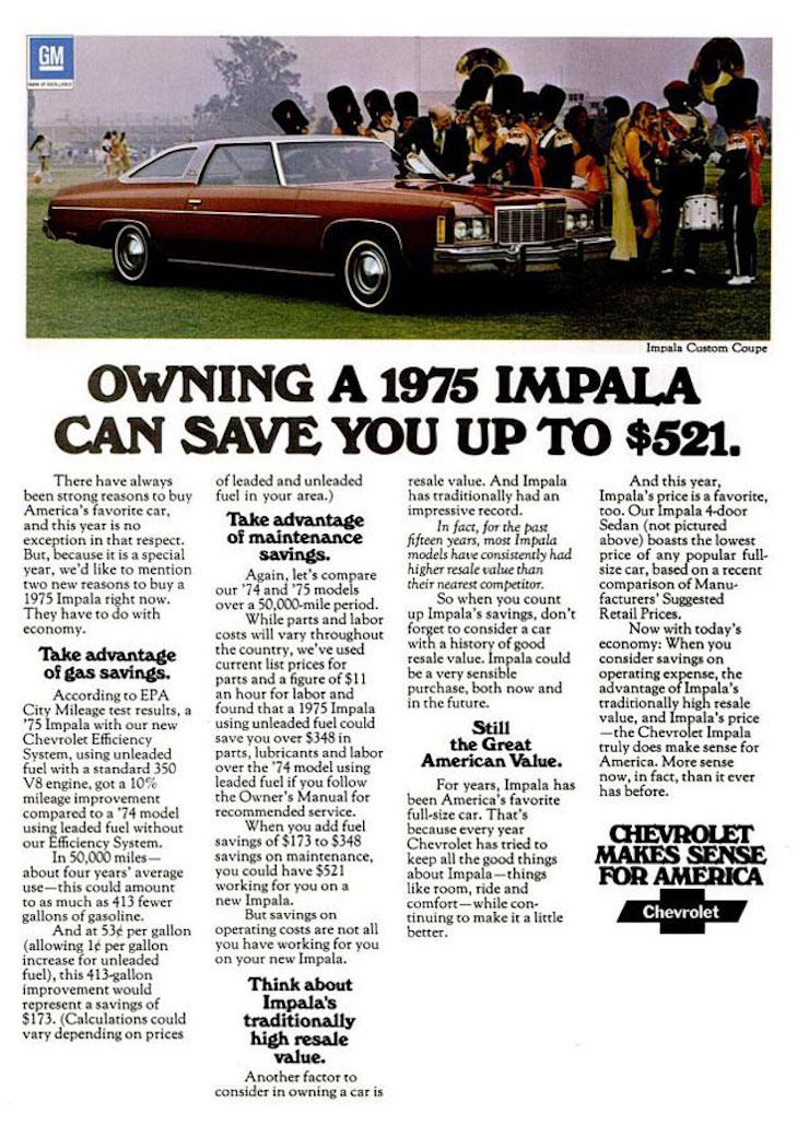75 impala