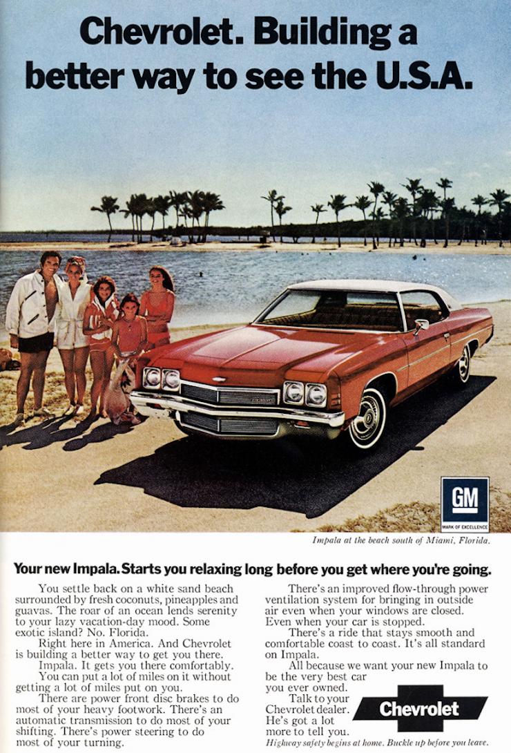 See usa impala