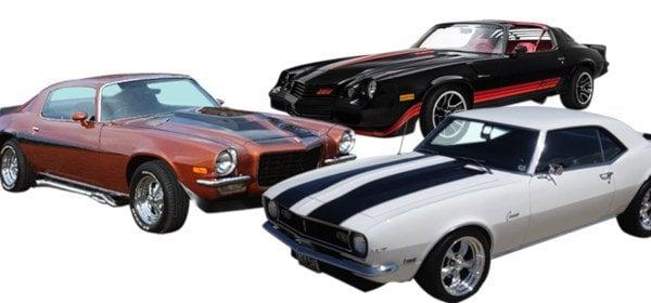 Classic Chevrolet Parts - H & H Classic Parts