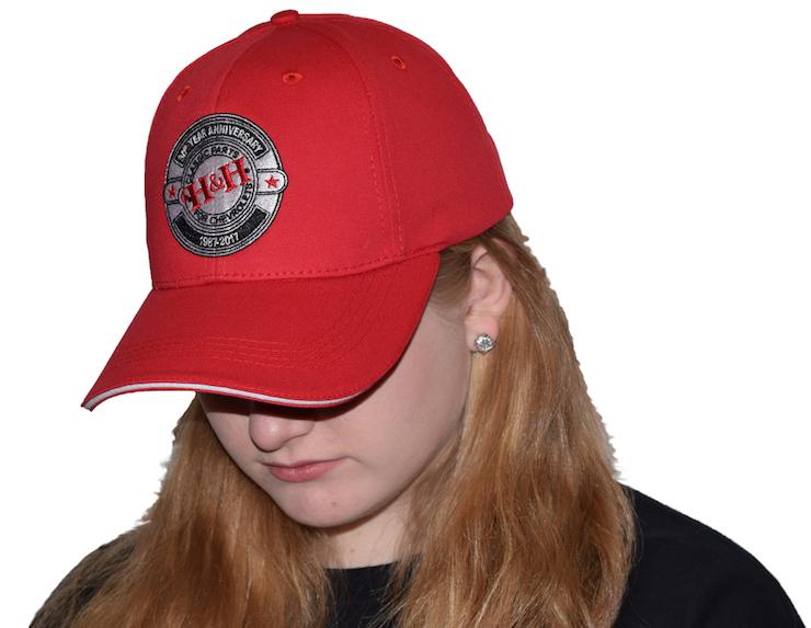 Ann logo hat