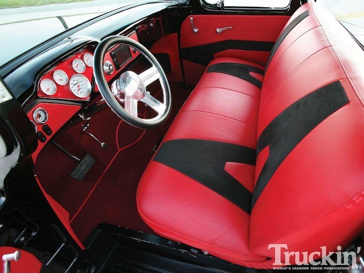 5 Of The Most Awesome Custom Chevy Truck Interiors You Ll