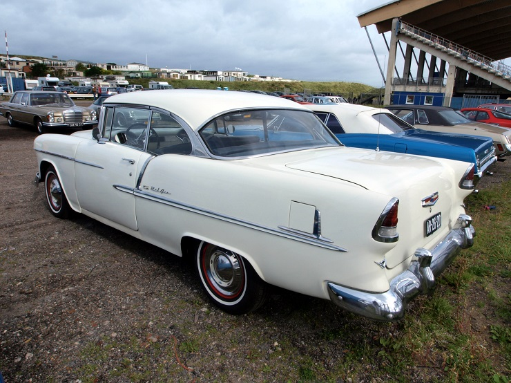 A History Of The Chevrolet Bel Air In Words And Pictures