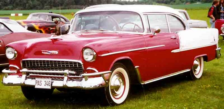 1955 Chevy Bel-Air