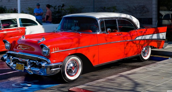 history and pictures of the 1950 1957 chevrolet bel air. Black Bedroom Furniture Sets. Home Design Ideas