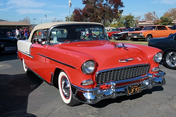 1950 1957 Chevrolet Bel Air