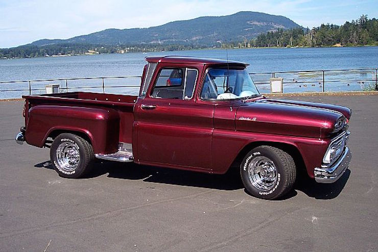 Chevy Apache Fleetside Bed For Sale