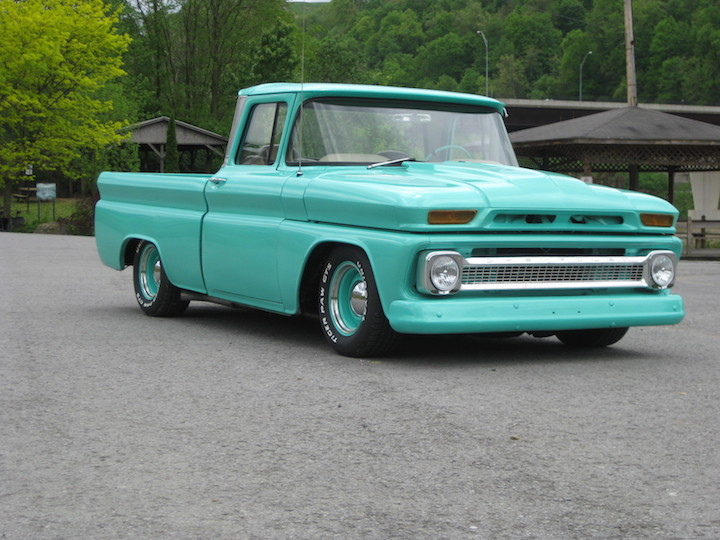 1963 Chevy Pickup / Creative Rod and Kustom