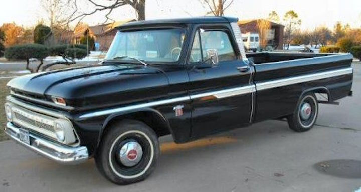 History of the Chevy Truck: 1963-1972