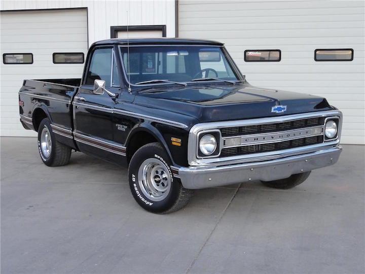 1971 Chevy Blazer For Sale >> 1969 Chevy Truck