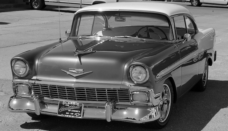 Country song 56 Belair