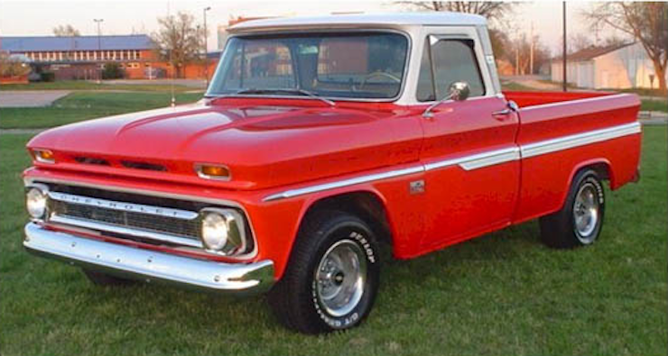 Country song 66 Chevy