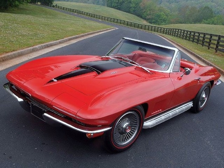 Country song 67 vette