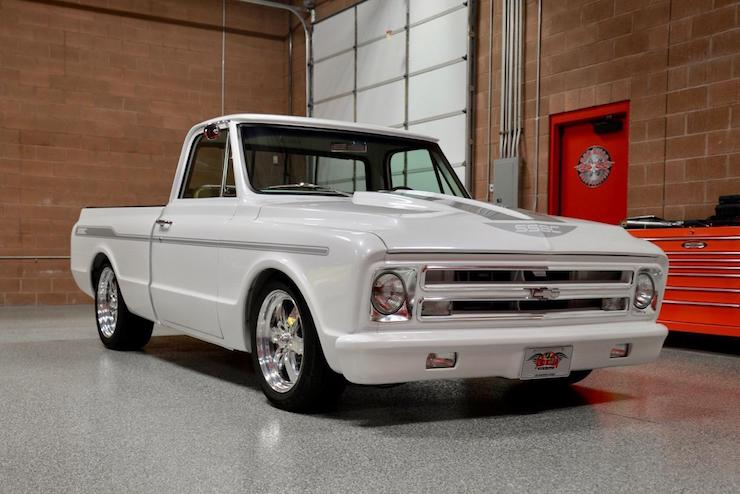 you ll never guess what this 1970 c10 used to be 04 Silverado Custom Bumper custom c10 1