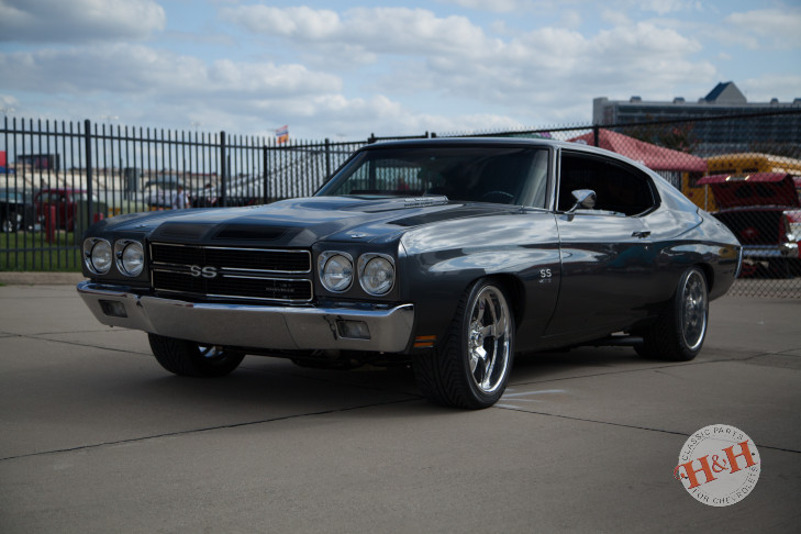 Pictures Of Chevelle Ss Classic Muscle Car