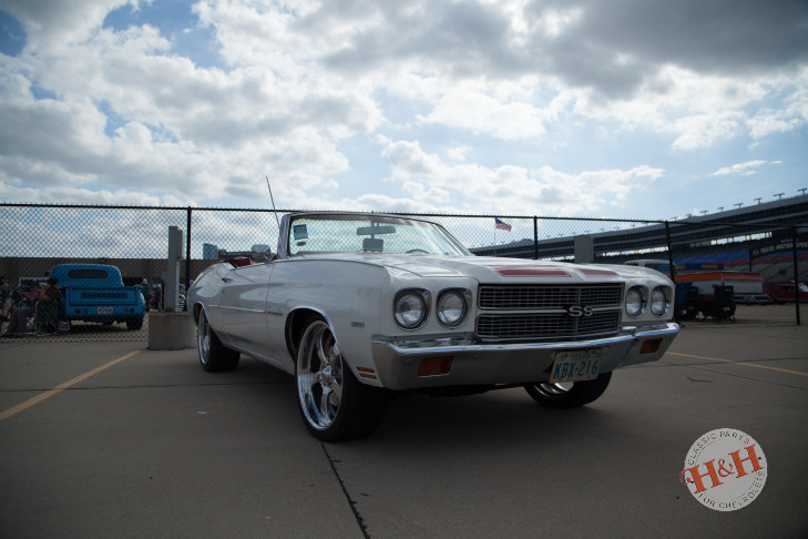 Chevelle Ss The Muscle Car Standard