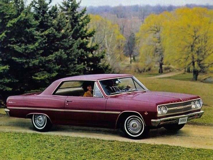 A Brief History Of The Chevelle