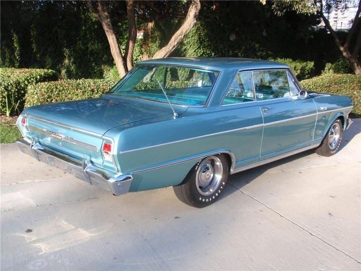 History of the Chevy Nova