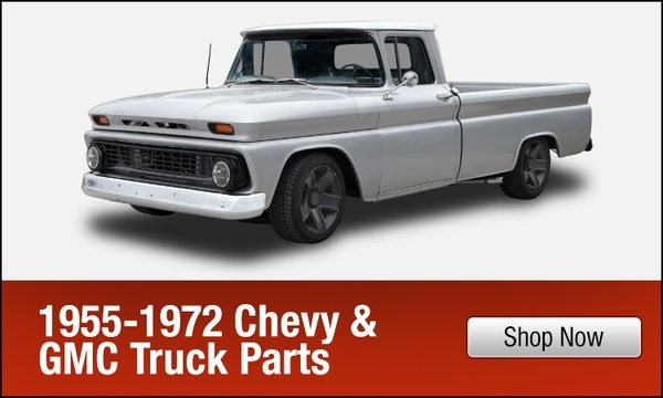Classic Chevy and GMC Truck Parts