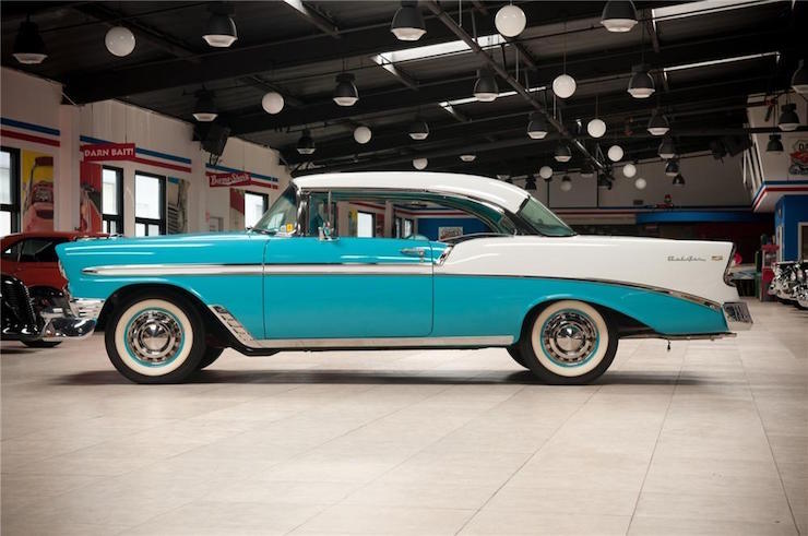 Tri five trivia bel air 2