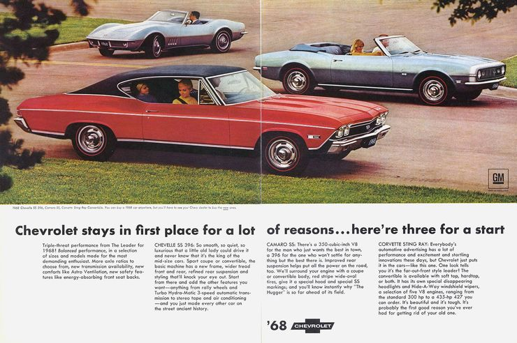 Vintage Chevelle Ads From the 1960s: Part I