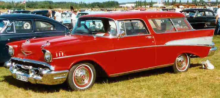 57 Red Nomad