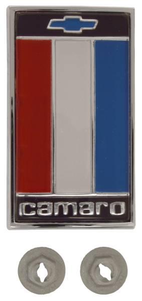 Trim Parts Header Panel Emblem For 1975-1977 Camaro | H&H