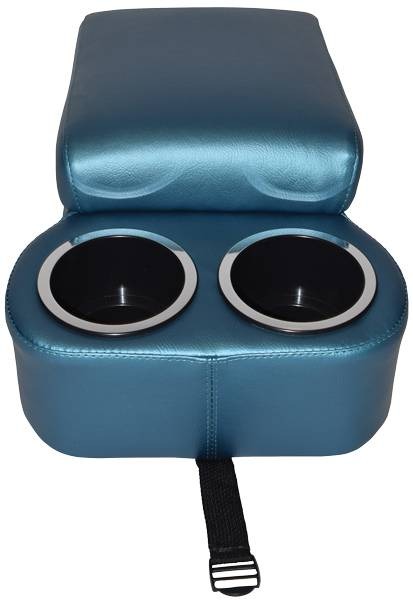 1955 Chevy Truck For Sale >> Bench Seat Console Bright Blue For 1975-1981 Camaro | H&H ...