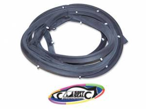 Tailgate Parts - Tailgate Rubber Seals & Bumpers