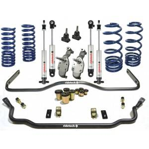 Chassis & Suspension Restoration Parts - RideTech StreetGrip Suspension Systems