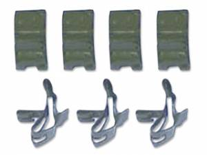 Clip Sets - Brake & Fuel Line Clip Sets