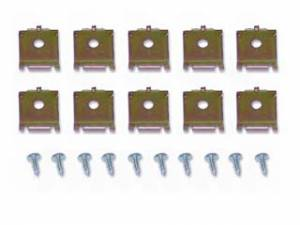 Clip Sets - Rocker Panel Molding Clip Sets