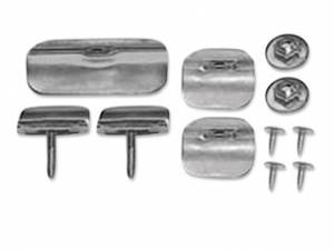Clip Sets - Windshield Molding Clip Sets