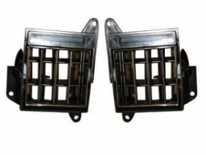 Factory AC/Heater Parts - Factory AC Dash Vents