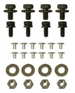 Grille Parts - Grille Hardware