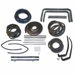 Classic Tri-Five Parts Online Catalog - Weatherstriping & Rubber Parts