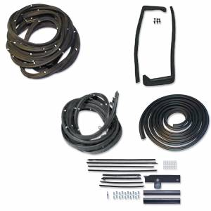 Classic Impala Parts Online Catalog - Weatherstriping & Rubber Parts
