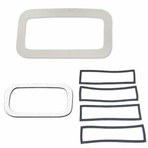 Weatherstripping & Rubber Restoration Parts - Lens Gasket Sets
