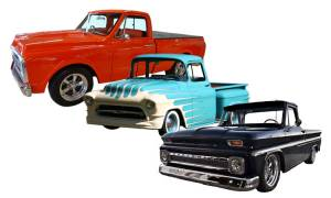 Close out/Discontinued Items - 1955-72 Chevy/GMC Truck