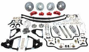 Chassis & Suspension Parts - CPP Pro Touring Kits