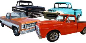 Classic Chevy & GMC Truck Restoration Parts