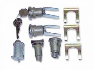 Classic Camaro Parts Online Catalog - Lock Sets