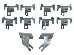 Clip Sets - Windshield Molding Clips