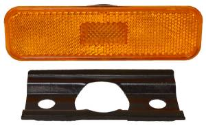 Side Marker Light Parts - Side Marker Light Lens